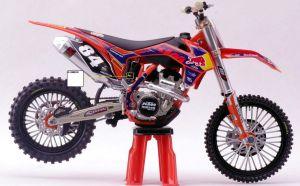 Miniatuur KTM Jeffrey Herlings (No 84) 1:12