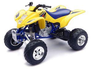 Miniatuur Quad Suzuki 1:12