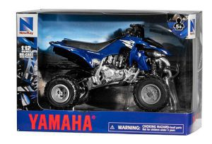 Miniatuur Quad Yamaha 1:12