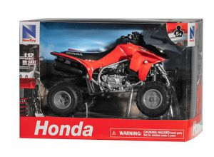 Miniatuur Quad Honda 1:12