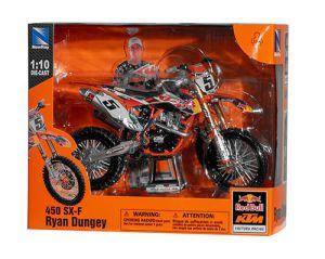 Miniatuur KTM Ryan Dungey (No 5) 1:10