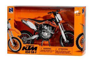 Miniatuur Motor KTM SX-F 450 2014 1:10