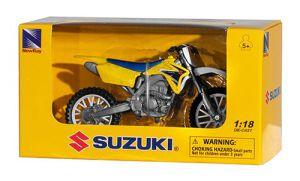 Miniatuur Motor Suzuki Cross 1:18
