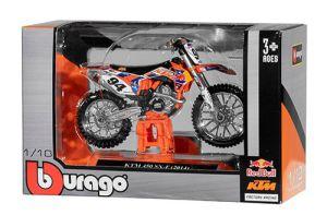Miniatuur Motor KTM Cross Ken Roczen Nr.94 1:18
