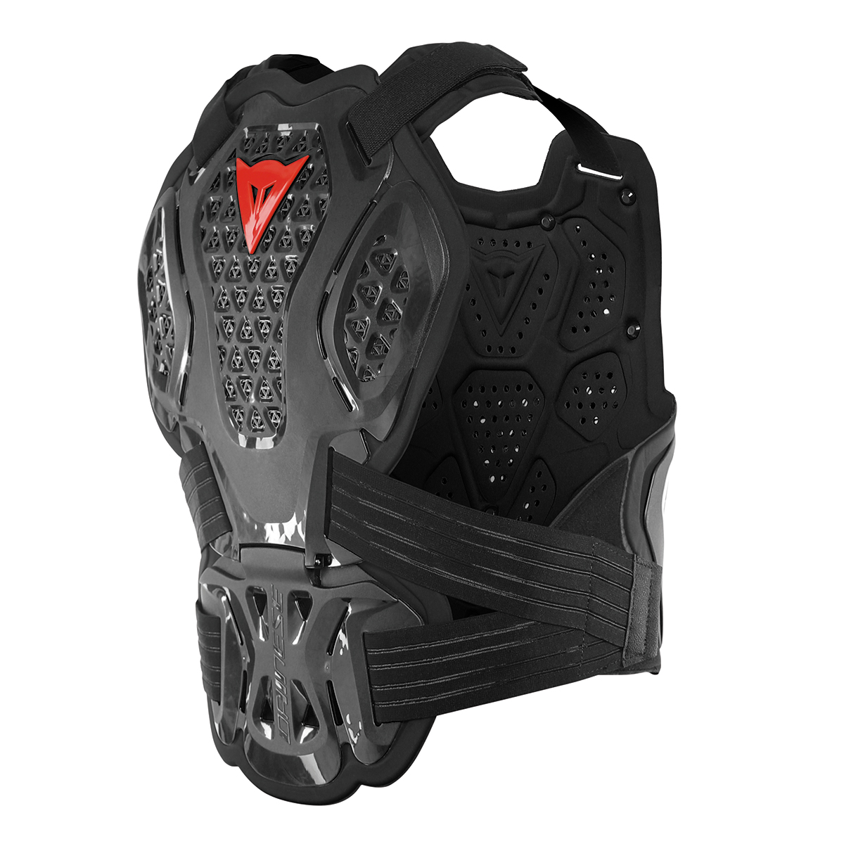 dainese mx 3 roost guard black lxxl