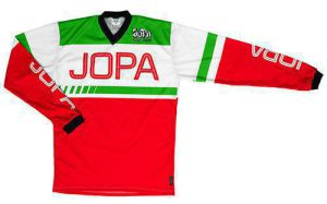 Jopa MX-Jersey 2019 Eighty3 Red-Green XS