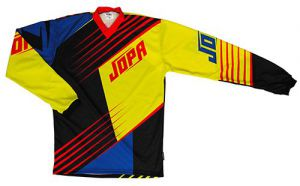 Jopa MX-Jersey 2019 Strife NEON Yellow-Black-Red 152