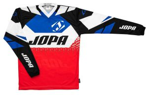 Jopa MX-Jersey 2020 X-tract Red-White 134