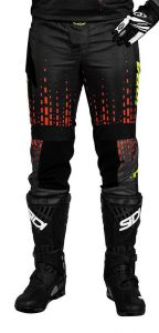 Jopa MX-pants 2021 Lithium Grey/Red/Yellow Fluo 30