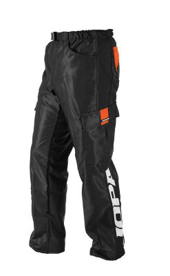 mechanic pants orange