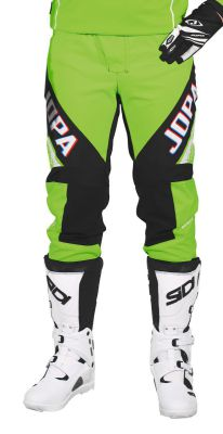 mxpants glitch fluo green