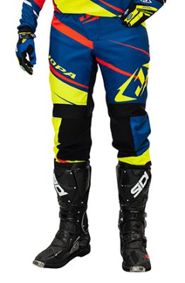 mxpants rush neon yellownavy