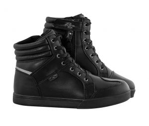 Rusty Stitches Shoes Joey Black (40)