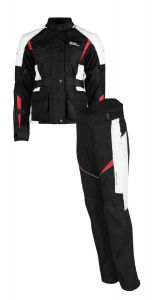 Rusty Stitches suits Jenny Black-White-Red (44)