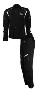 Rusty Stitches Suits Tommy Black (46-XS)