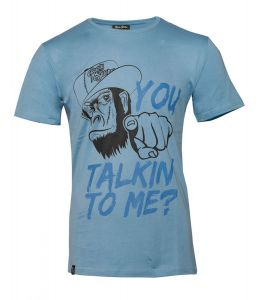 Rusty Stitches T-Shirt #102 (Talking to Me) (S)
