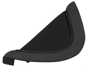 Simpson Chin Curtain (Wind Stop) for Darksome helmet