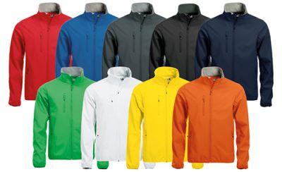 softshell jacket basic