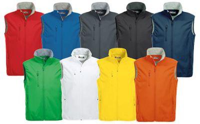 softshell vest basic