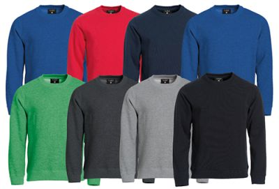 sweater classic roundneck