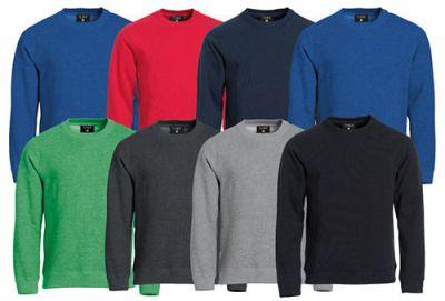 sweater classi roundneck