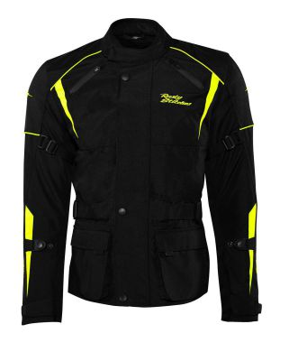 tommy black yellow fluo