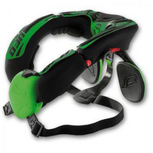 UFO PC02287 Neck Support System Black-Green
